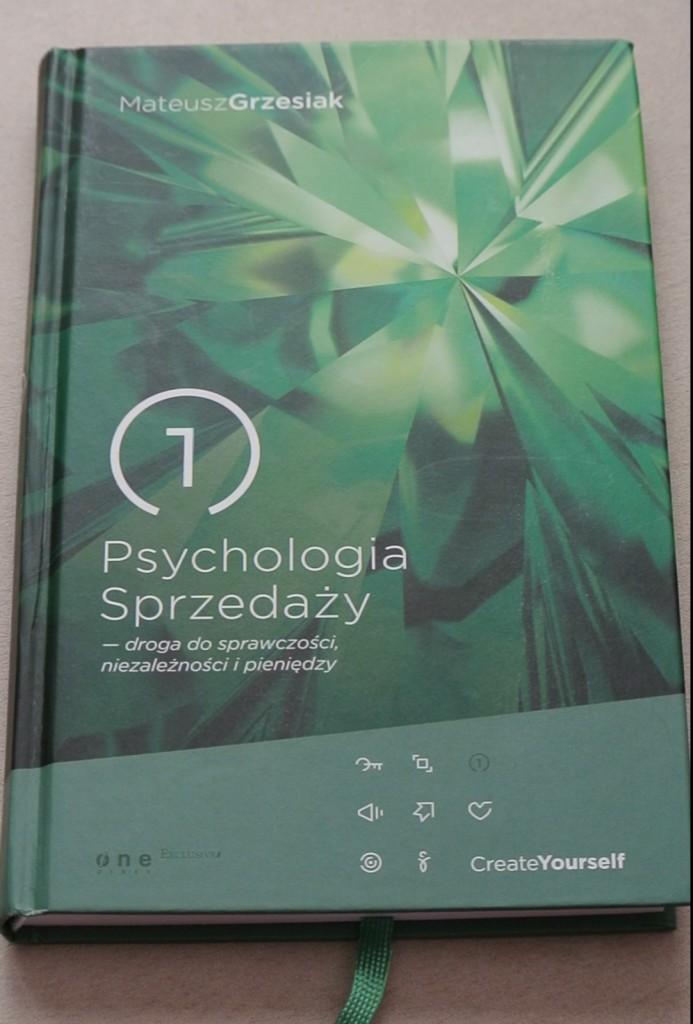 Psychologia sprzedaży - Mateusz Grzesiak